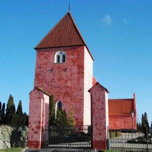 Højmesse - 19. s.e. trin. @ Tingsted kirke | Nykøbing Falster | Danmark